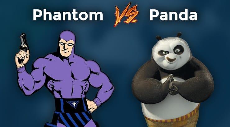 Phantom Vs. Panda